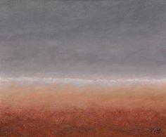 Quiétude, Acrylique sur toile, 2017, 60 x 50 cm