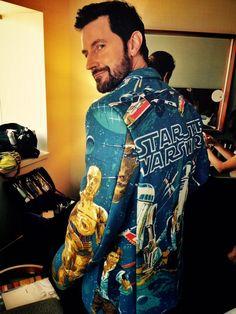 Comic Con - Bryans jacket!!!