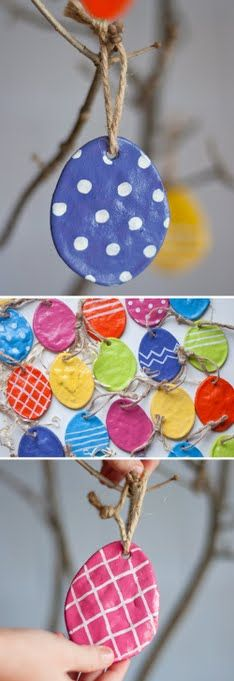 DIY: Salt Dough - perfect inspiration for any holiday celebration.