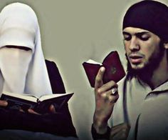 Reading Quraan together