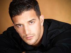 Mark Ballas, a look-alike of my friend Dominic!