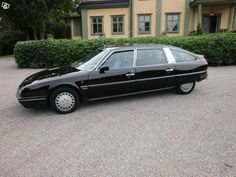 Citroen cx turbo prestige