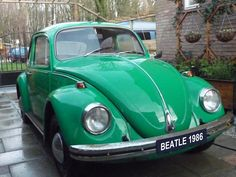 Finaly found a beautiful Aircooled VW Beatle ( Kever ) from 1968 for restoration !