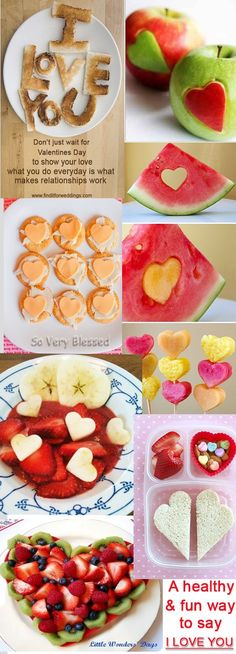 frutta per San Valentino-Valentine's Day Fun Valentines Day Ideas, Valentines Day Treats, Valentine Day Love, Holiday Treats, Holiday Recipes, Romantic Meals, Romantic Food, Romantic Things, Food Crafts