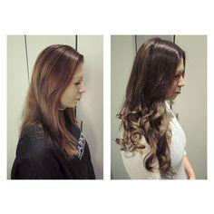 Hair by Susanna Poméll / www.healthyhair.fi / #healthyhairfinland #hair