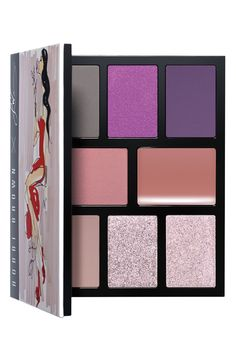 Bobbi Brown palette - inspired by the rose!