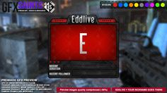 Twitch Layouts, Livestream Layouts, Graphic Design & Web Development by Eiden Saint