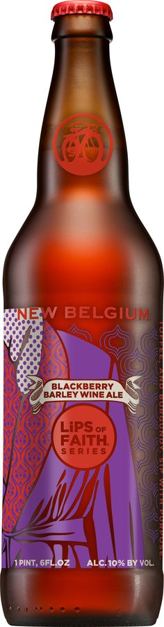 New Belgium Releases Blackberry Barley Wine, Its First Foray Into the Style - All About Beer
