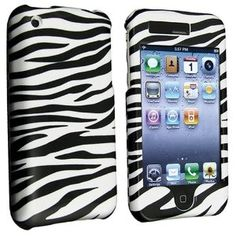 Car+Wall Charger+Hard Black Pink Zebra Case Cover for iphone Iphone 3 Cases, Apple Iphone 5, Pink Zebra, Car Audio, Ipod, Cell Phone Accessories, Charger, Cover, Phones