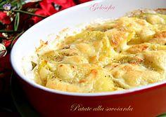 Patate alla savoiarda-ricetta contorni semplice e squisita