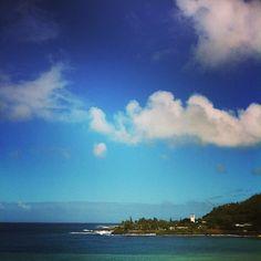 Guess where... #eidon #love #eidonsurf #island #hawaii #sky #beach #water #ocean #oahu #clouds #tbt #surf #surfspot #landscape #yes #paradise #beautiful #nature #heaven #picoftheday #livetravelsurf
