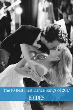 Just in time for the royal wedding, music streaming site Spotify released the most played wedding and first dance songs worldwide over the past year Music Streaming Sites, Best First Dance Songs, Most Played, Wedding Music, Got Married, The Past, Bride, Couple Photos, Wedding Bride