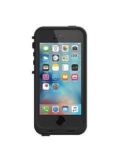 Lifeproof FRE Case For Iphone 5/5s/se - Iphone 5s Iphone 5 Iphone Se - Black - | eBay