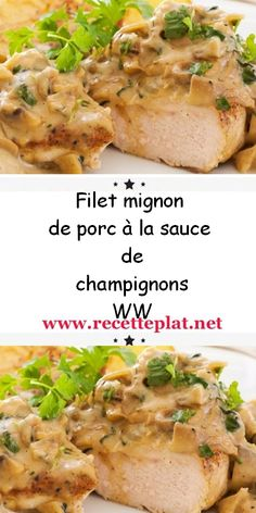 Discover recipes, home ideas, style inspiration and other ideas to try. Ww Recipes, Lunch Recipes, Chicken Recipes, Cooking Recipes, Healthy Recipes, Plats Weight Watchers, Weight Watchers Meals, Filet Mignon Recipes Grilled, Mayonnaise
