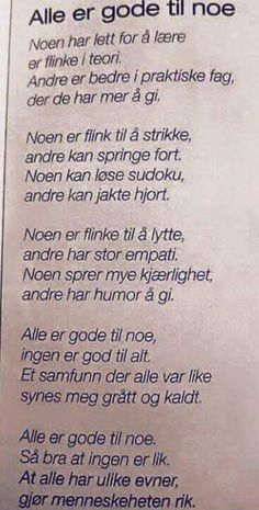 Gode ord - ulak Wisdom Quotes, Words Quotes, Qoutes, Sayings, The Words, Norwegian Words, Norway Language, Life Advice, Life Lessons