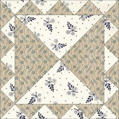 June 4 Aunt Mary's Double Irish Chain. Our block is another version again, this time from Big Block Quilts, Cute Quilts, Scrappy Quilts, Quilt Blocks, Patchwork Patterns, Quilt Block Patterns, Pattern Blocks, Dear Jane Quilt, Cute Sewing Projects