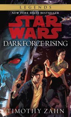 Star Wars Thrawn Trilogy #2: Dark Force Rising