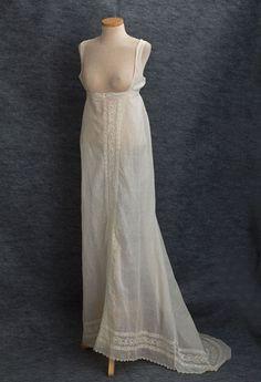 regency petticoat - Google Search