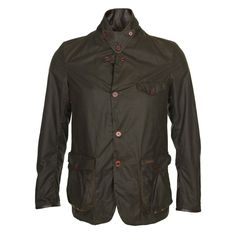 Barbour Beacon Sports Jacket | Olive MWX007OL71 | Aphrodite1994