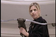 """The Hardest """"Buffy The Vampire Slayer"""" Quiz You'll Ever Take (It was okay. Some were really hard. Some easy)."""
