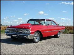 1961 Ford Starliner 427 CI, SOHC for sale by Mecum Auction