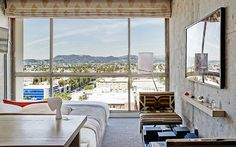 The Line Hotel (5 THINGS: A Travel Guide to Los Angeles - Hither and Thither, Photos Kate Miss)