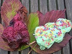 Brownie-Lolli mit Waldbeeren:: Das Portal für Kindergeburtstage - Kindergeburtstag.events