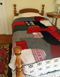 I adore this blanket