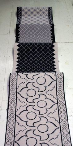 Roger Oates Design Wilton collectie traplopers