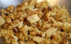 Spätzle veganes Rezept on http://derbiokoch.de