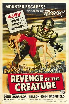 16 Hilarious Vintage Sci-Fi Movie Posters