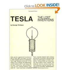 Tesla: The Lost Inventions - Continuously printed since 1988, this is the best-seller of the famous Tesla Technology Series from High Voltage Press. Here are Tesla's suppressed inventions economically published all in one place in clear English and 42 illustrations. Disk turbine, Tesla coil, high-frequency lighting, magnifying transmitter, radio, wireless power, free-energy receiver. The only systematic intro to Tesla technology. Lucid, literate, astringent, this is the original that…