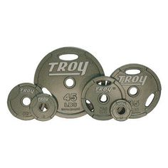 Troy Barbell Machined Interlocking Grip Plate - GO-002