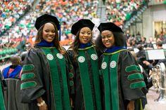 Three Female FAMU Doctoral Graduates Break Barriers in Engineering