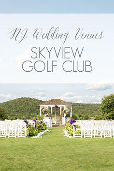 nj wedding venues north jersey wedding venues skyview golf club in sparta nj