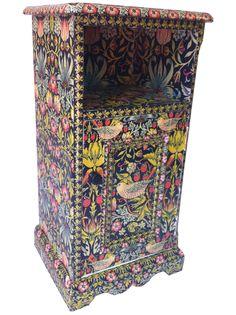 Furniture! Glorious Decoupage