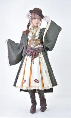 Harajuku Fashion, Japan Fashion, Lolita Fashion, Fantasy Gowns, Street Style Trends, Tumblr Outfits, Japanese Outfits, Lolita Dress, Gothic Lolita