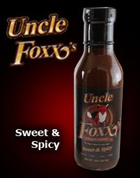 Sweet & Spicy BBQ Sauce - Its the sweet with the heat!