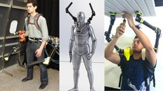 MIT researchers are developing extra robot limbs that can help out humans where an extra h...