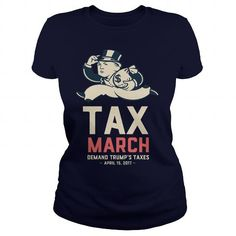 Awesome Tee Tax march Tshirt Shirts & Tees