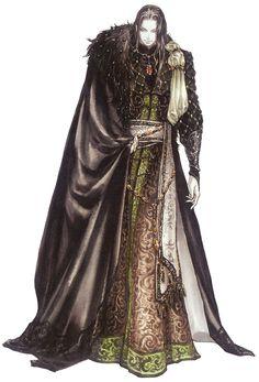 castlevania aria of sorrow Mathias Cronqvist