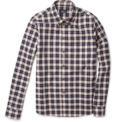 Slim Fit - Plaid Shirt