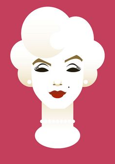 Marilyn by Stan Chow