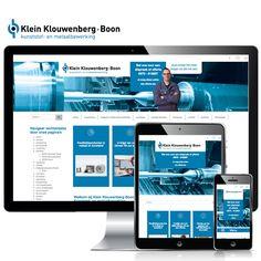 www.klein-klouwenberg.nl - Klein Klouwenberg Boon is een geavanceerde kunststof- en metaalbewerker, gevestigd in Deventer en werkzaam op een breed terrein. Weppster ontwikkelde de nieuwe website in WordPress en op basis van het fraaie ontwerp van Fokko Ontwerp uit Deventer. Volg ons ook op: Google+ - https://plus.google.com/105304135492198875590