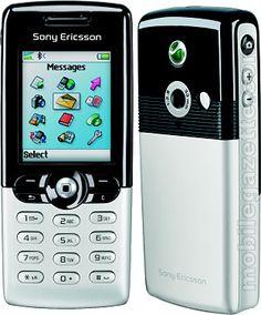 SonyEricsson T610