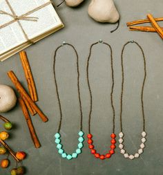 Sweet Tart  Perfect with jeans or your favorite holiday dress! from our friends at @31 Bits