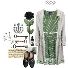 """""""Untitled #114"""" by chouchouautumn on Polyvore"""