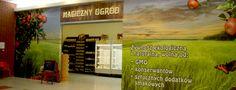 Magiczny Ogród - sklep z ekologiczną żywnością, poziom 0, GALA.