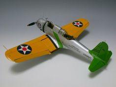Vought SB2U-1 Vindicator ~ BFD