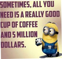 Today 20 Minion Quotes. Think big #ad